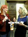 Wikimedia UK Ada Lovelace Day editathon - cake 3.JPG