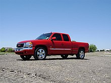 2004 Gmc Sierra With Vho Package
