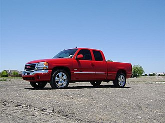 Chevrolet Silverado - 2004 GMC Sierra with VHO package
