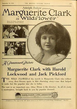 Marguerite Clark - Wildflower (1914)