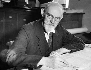 Willem de Sitter Dutch cosmologist