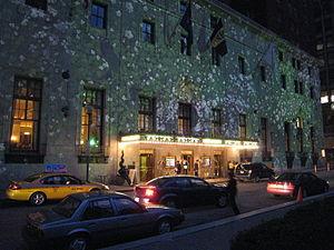 Omni William Penn Hotel - Image: William Penn Hotel light show
