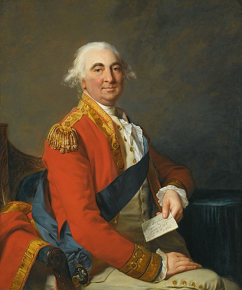 William petty, 2nd earl of shelburne by jean laurent mosnier