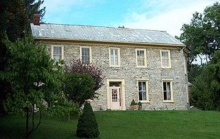 William Thomas House Historic home in Pennsylvania, US