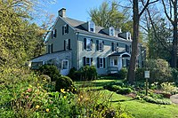 Willowwood Arboretum, Chester Township, NJ - Tubbs House and conservatory.jpg
