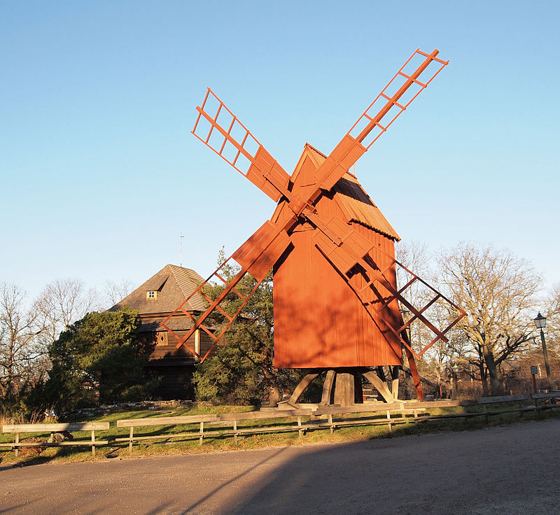 Windmill in Skansen.jpg