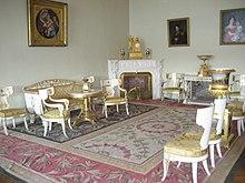 Papal Living Rooms Apostalic Palace