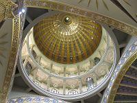 Wnętrze Bazyliki Najświętszej Maryi Panny Licheńskiej w Licheniu Starym 10