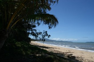 Wonga Beach, Queensland - Image: Wonga beach