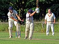 Woodford Green CC v. Hackney Marshes CC at Woodford, East London, England 138.jpg