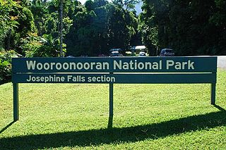 Wooroonooran National Park Protected area in Queensland, Australia