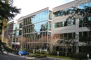 World Vision United States - main office in the World Vision US headquarters office complex in Federal Way, Washington