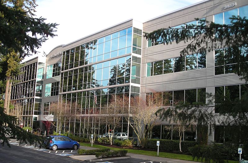 World Vision US headquarters in Washington.