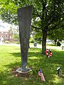 World War II memorial - Tewksbury, Massachusetts - DSC00067.JPG