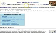 File:Writing Wikipedia Articles course page overview.webm