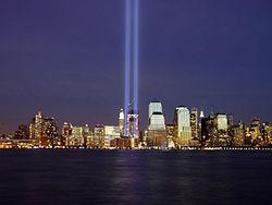 עשור לפיגועי ה-11 בספטמבר