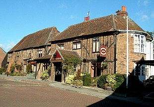 The Old Manor, Potters Bar
