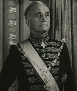Wyndham Standing actor