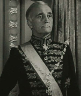 Wyndham Standing - Standing in The Son of Monte Cristo (1940)