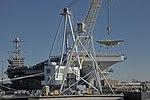 X-47B being hoisted aboard USS Harry S. Truman (121126-N-ZZ999-001).jpg