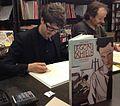 Xavier Coste à la librairie Brüsel.jpg