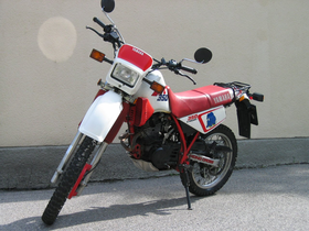 Image illustrative de l'article Yamaha XT 350