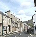 Y Stryd Fawr (High Street), Deiniolen - geograph.org.uk - 235155.jpg