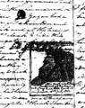 Yagan's head from Moore's diary.png