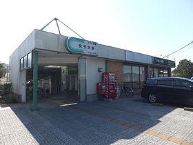 Station building (April 8, 2012)