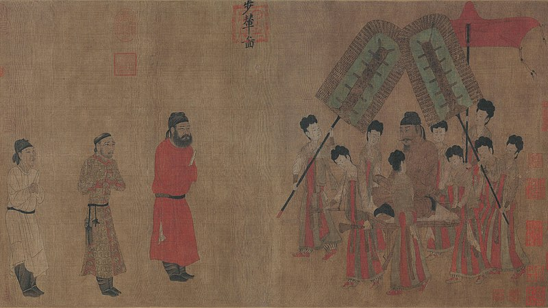 emperor taizong 3 #3 the reign of tang dynasty was interrupted by empress wu of zhou wu zetian was a concubine of emperor taizong who later married his successor and ninth son, emperor gaozongshe became actively involved in the affairs of the state after the emperor suffered a stroke.