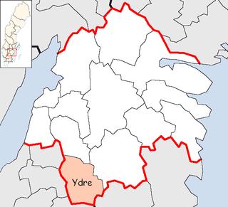 Ydre Municipality Municipality in Östergötland County, Sweden