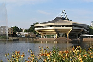The :en:University of York's Central Hall, as ...