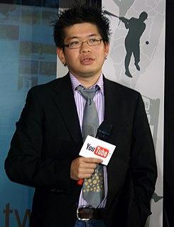 Steve Chen Taiwanese-American businessman
