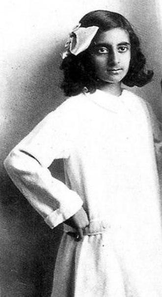 Indira Gandhi - Indira Nehru c. early 1930s