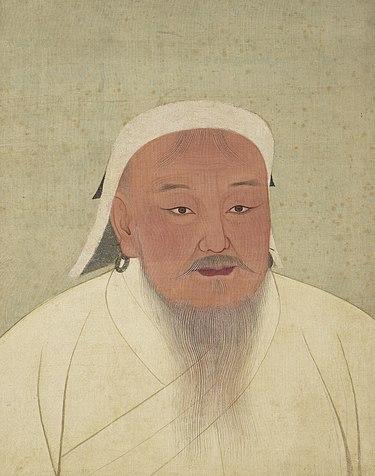 великий вождь — тов Чингиз Хан