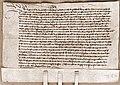 Zürich - Hans Waldmann - Hinterlassenschaft Quittung 1489.jpg