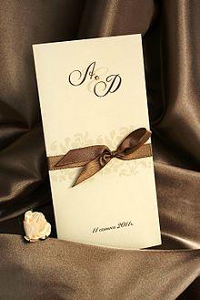 Zaproszenia ślubne Wikipedia Wolna Encyklopedia
