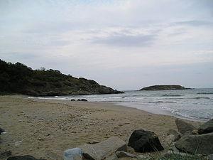 St. Thomas Island - Image: Zmiiski ostrov 2