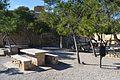 Zona del baluard de la Reina, castell de santa Bàrbara d'Alacant.JPG