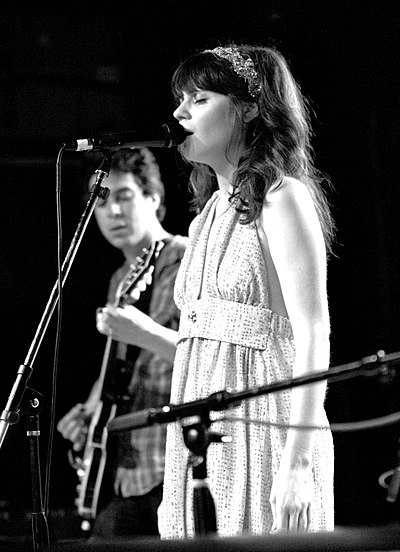 Picture of a band or musician: She & Him