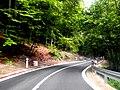 Zrekonštruovaná cesta II-546 Klenovský vrch - Žipov 20 Slovakia 9.jpg