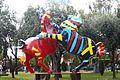 """""""Dos caballos"""" (escultura) (2).jpg"""