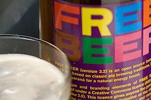 """Free Beer - Free Beer """"St Austell"""" (version 3.2) (2007)."""
