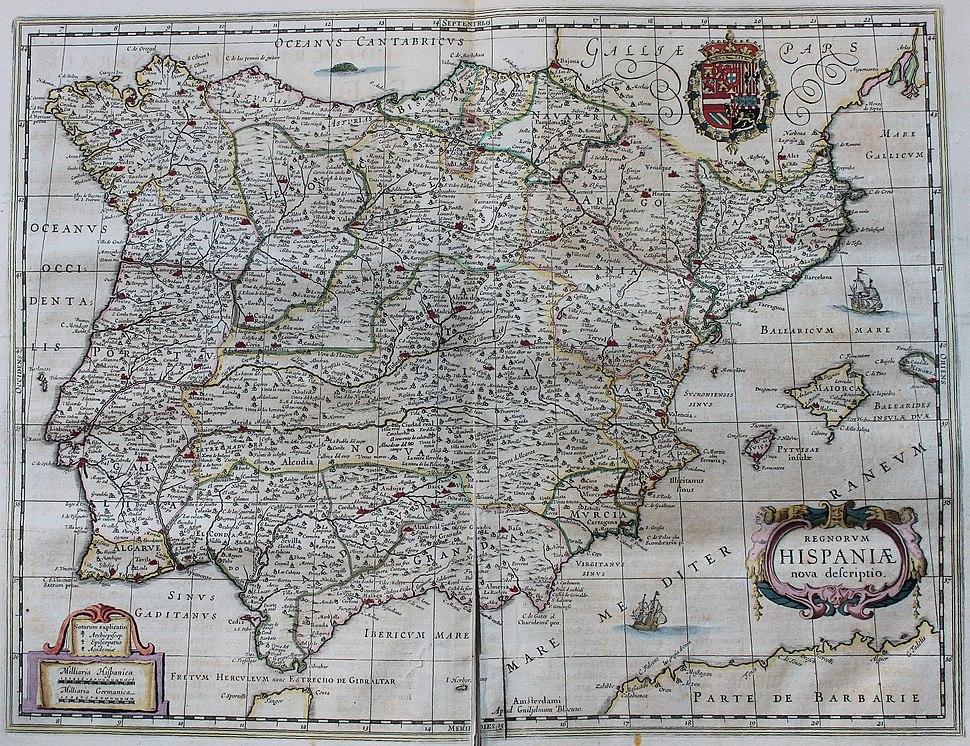 """""""Regnorum Hispaniae nova descriptio"""" (21637805344)"""