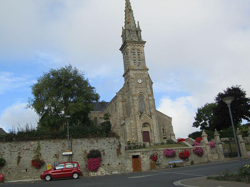 Église Saint-Donan de Saint-Donan