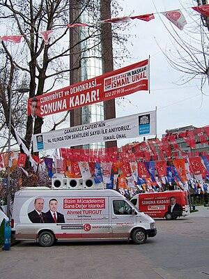 MHP (Milliyetçi Hareket Partisi, Nationalist A...