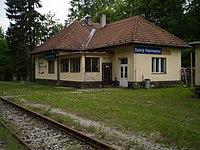 Železničná stanica Dolný Harmanec.jpg
