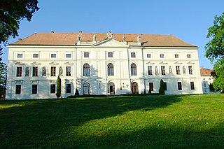 Židlochovice Town in South Moravian, Czech Republic