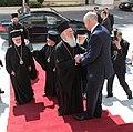 Συνάντηση με τον Οικουμενικό Πατριάρχη κ.κ. Βαρθολομαίο (5877087350).jpg