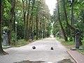 Алея видатних земляків у Центральному міському парку Вінниці.JPG